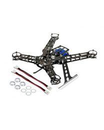 200 Size Quadcopter Frame Kit - Alum/ Carbon Fiber