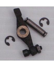 Rocker Arm Set - Rocher arm, shaft & 2 C-Ring - Moki150cc