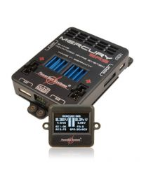Powerbox Royal, SRS,w/LCD, GPS, Sensor Switch - 4710
