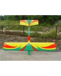 Sport-88 Green Eagle - Low Wing Color Scheme (03)