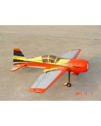 """YAK54 30CC 73\"""" Yellow/Red Arrow (CH9)"""