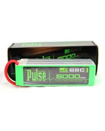 5000-65C-6S - LiPo - 22.2V - Ultra Power Series