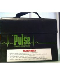 Pulse Ultra Lip Safety Case - (240x65x180mm) 4 Slots 6S