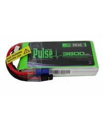 3600-15C-2S - Rx LiPo - 7,4V