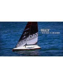 Ragazza 1 Meter Sailboat RTR