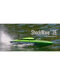 Shockwave 26-inch BL Deep-V RTR