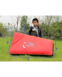 Wing Bag for 150cc aerobatic plane Scheme : BLUE