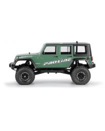 Jeep Wrangler Unlimited Rubicon Clear Body:Crawler