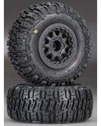 "Trencher SC 2.2""/3.0\"" M2 Tires Mntd Slash (2)"