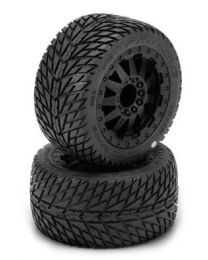 "1/10 Road Rage 2.8"" All Terrain Tires Mounted(2)"