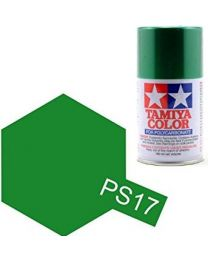PS-17 Metallic Green Spray - 3,4oz/100ml
