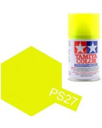 PS-27 Fluorescent Yellow Spray - 3,4oz/100ml