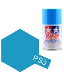 PS-3 Light Blue Spray - 3,4oz/100ml