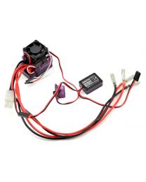 Outcry Crawler Dual Motor ESC with Fan & TurboBEC