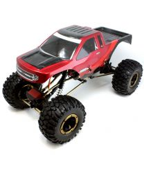1/10 Everest-10 Rock Crawler:Red/Black