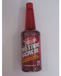 Two-Stroke Racing Oil - Synthetic oil 16 oz
