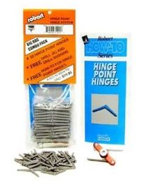 "1/8"" Steel Hinge Point Big Bag Combo (50/pkg)"