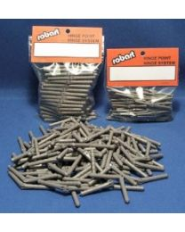 "1/8"" Steel Hinge Point Bulk (100/pkg)"
