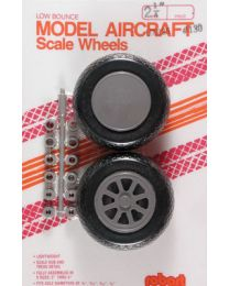 "SCALE WHEELS 2-1/4"" DIAMND"