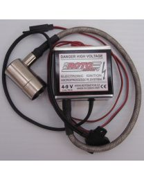 Single Ignition - 4,8 to 9,0 volts