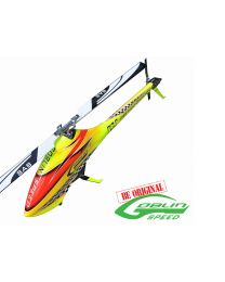 SAB Goblin 700 Speed Flybarless Electric Helicopter Yellow Kit [SG720]