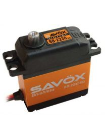 SAVOX 2230SG HV BRUSHLESS DIGITAL
