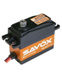 SAVOX 2271 SG HV BRUSHLESS DIGITAL