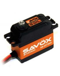 SAVOX 2273 SG HIGH VOLTAGE BRUSLESS DIGITAL
