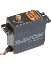 SAVOX SW1210SG Waterproof Coreless Steel Gear Digital Servo