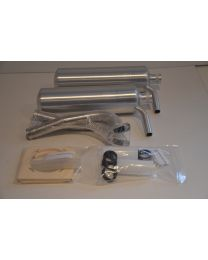 Headers Canisters Combo - DLE120 - 300/330SC/330LX-107 Pilot RC