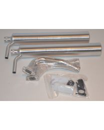 Header Canister Combo - DLE120 - Edge540/V3-107 Pilot RC