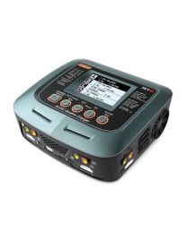 SkyRC Q200 Battery Charger, AC/DC Quad charger