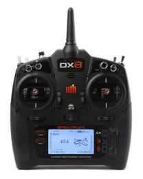 DX8 Transmitter System MD2 W/Quad Racing Receiver