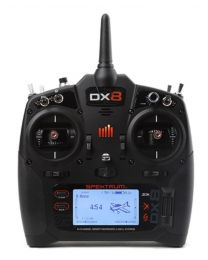 DX8 Transmitter Only Mode 2