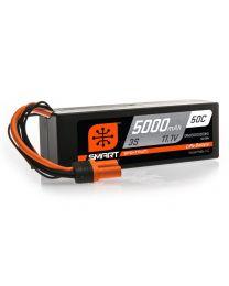 5000mAh 3S 11.1V 50C Smart LiPo Hardcase; IC5