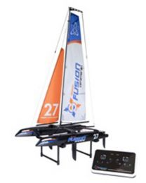 Fusion Micro Catamaran RTR RC Sailboat