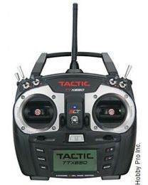 TTX650 2.4GHZ 6CH COMP TX ONLY