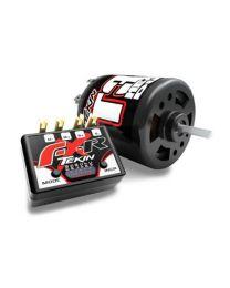 FXR ESC Crawler Combo, 35T HD Brushed Motor