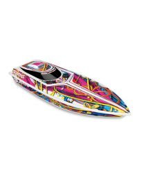 Blast Race Boat, RTR w/TQ 2.4Rx, Full Multi Color