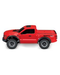 Traxxas 2017 Ford Raptor RTR 1/10 2WD Truck RED