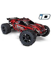 1/10 Traxxas Rustler 4X4 4WD Stadium Truck RTR-Red