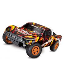 1/10 Traxxas Slash 4X4 - 4WD XL-5 RTR Short Course Truck Orange