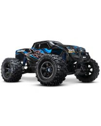 X-Maxx: Blue 4WD 8S-Capable Brushless Truck w/ TSM