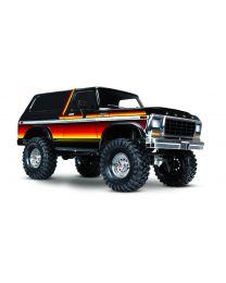 1/10 TRX-4 79 Ford Bronco Crawler, XL-5 HV, Titan 12T Sunset