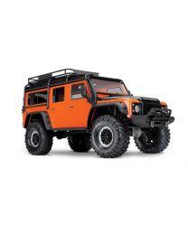 1/10 TRX-4 Land Rover Adventure Edition, XL-5 HV, Titan 12T LTD - Orange