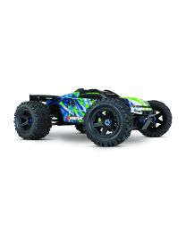 1/10 Traxxas E-Revo 2 VXL-Orange: 4WD Brushless Electric Monster Truck-GREEN