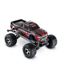 1/10 Stampede 4X4 VXL Monster Tru Red