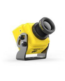 Turbo S1 2,3mm + OSD 600TVL - Yellow