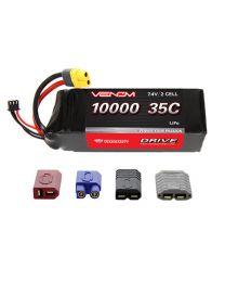 35C 2S 10000mAh 7.4V LiPo  : UNI 2.0 Plug