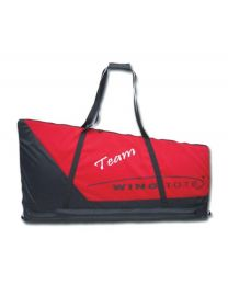"Extreme Big Tote Double 59""x35\""x22\"" Red/Black"